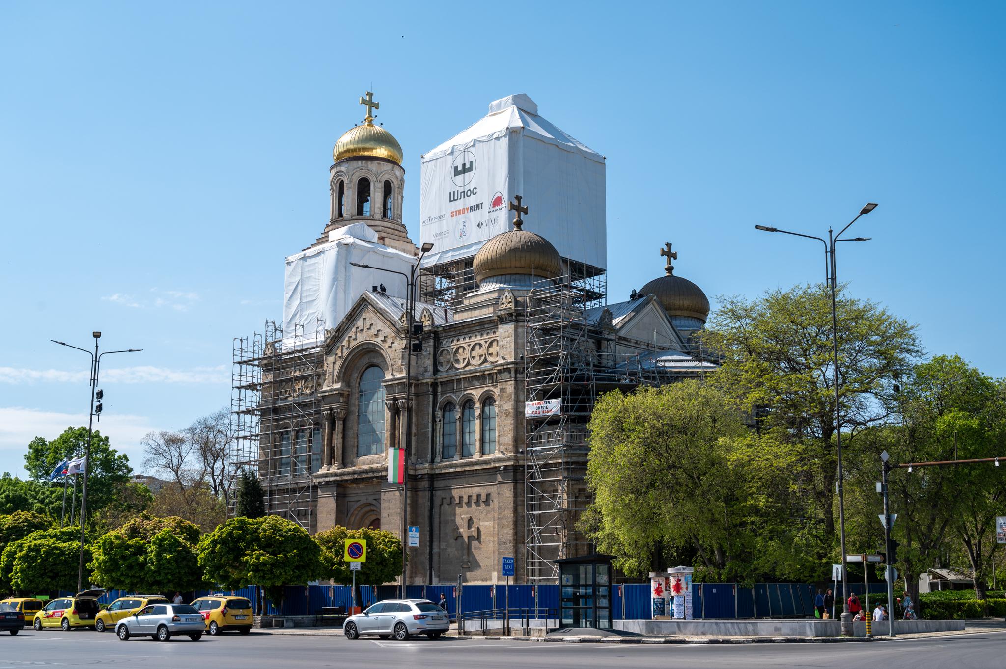 Muttergottes-Kathedrale Varna