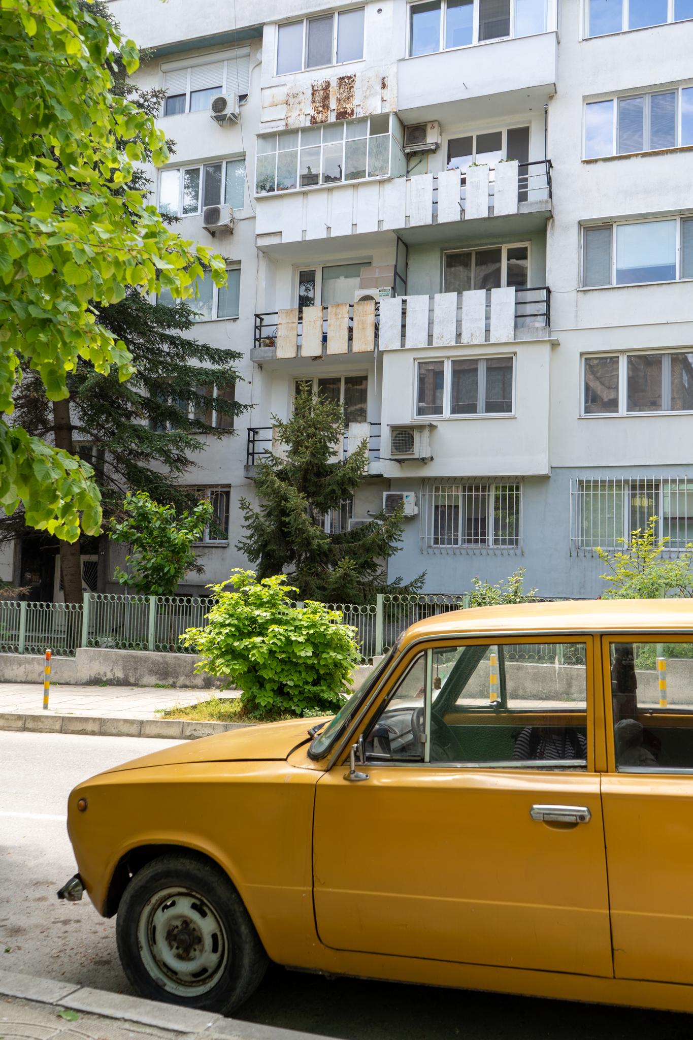 Ostblock-Charme in Varna