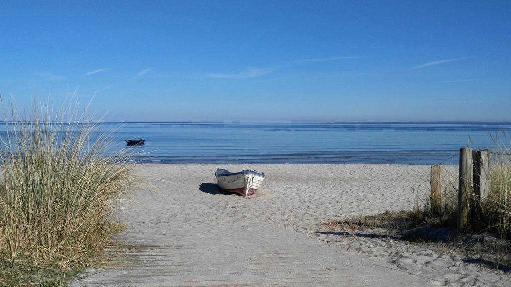 Urlaub an der Ostsee im Juni