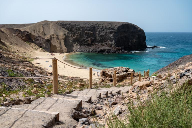 Die 7 schönsten Strände in Lanzarote