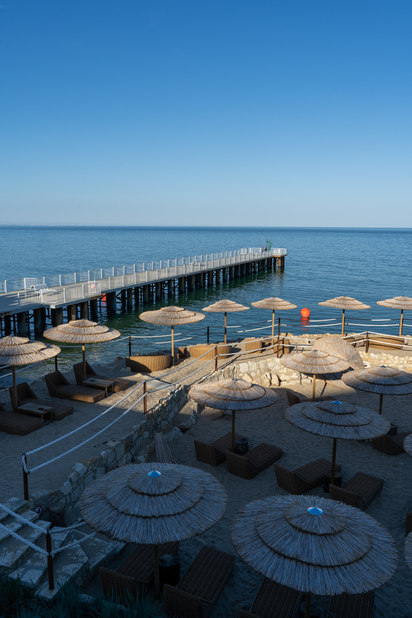 Radjana Beach in Bulgarien