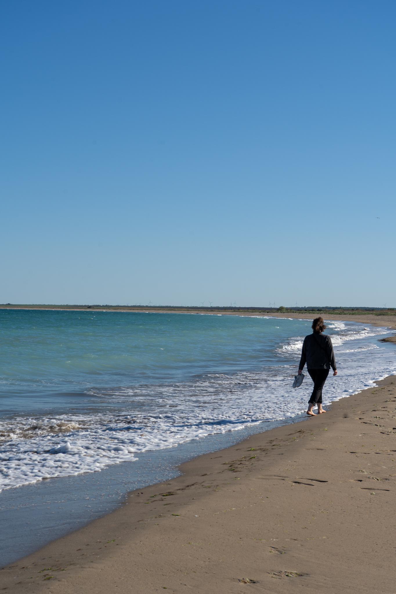 Shabla Strand in Bulgarien