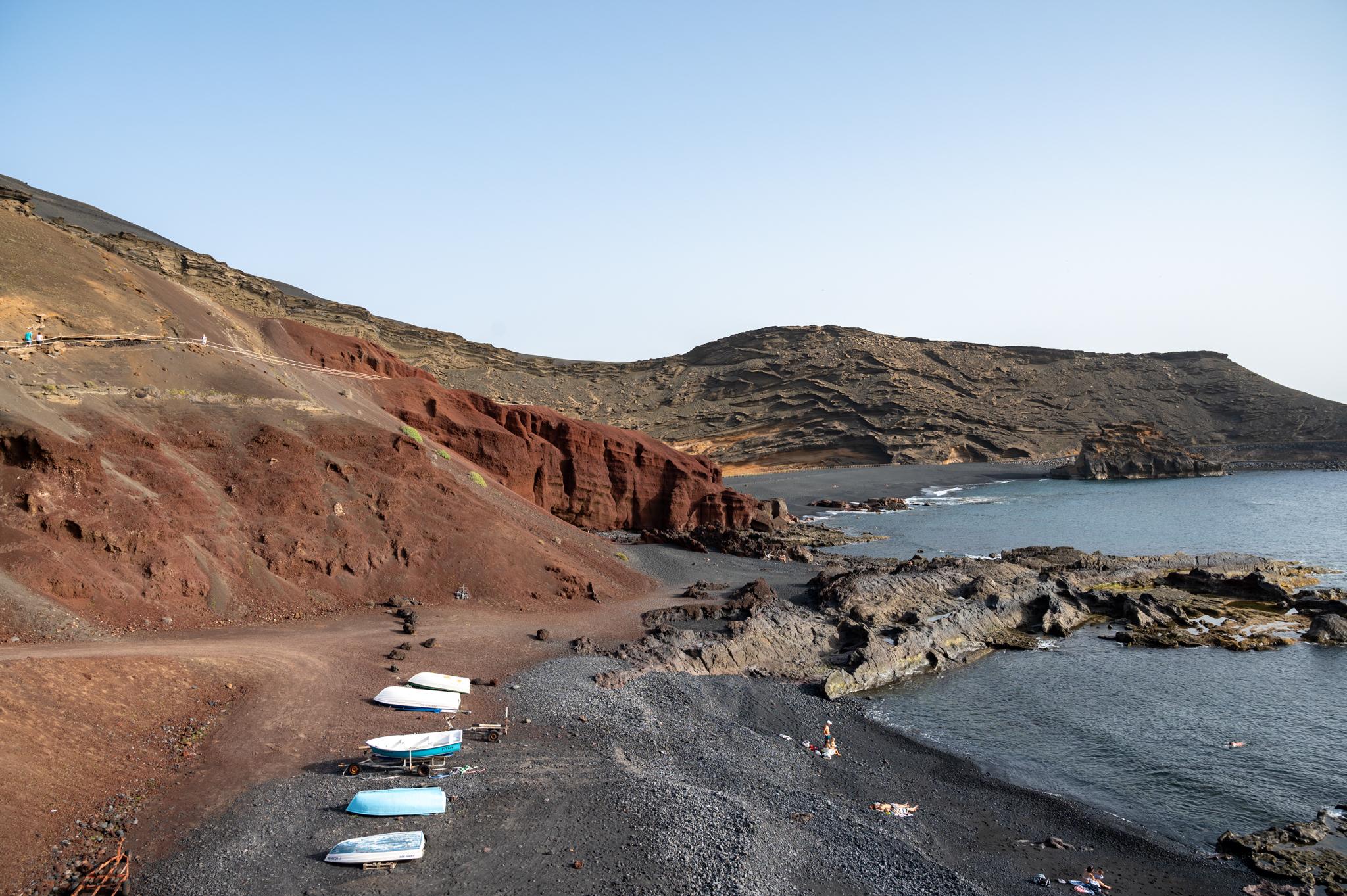 Playa de los Ciclos Lanzarote