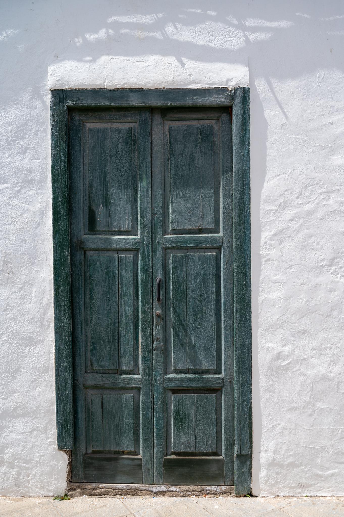 Architektur in Haria auf Lanzarote