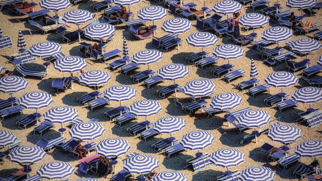 Strandurlaub im Juli