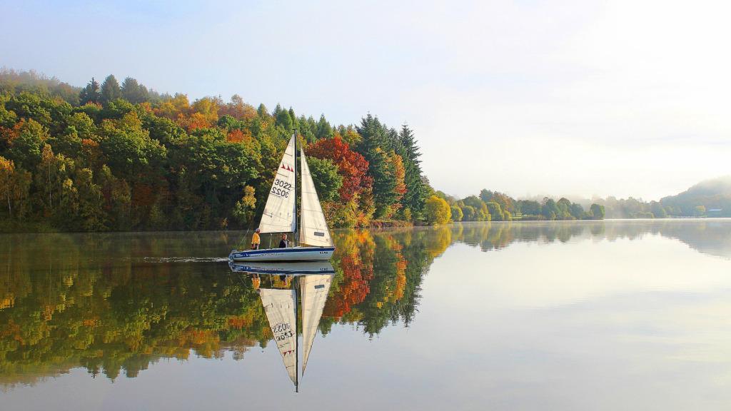 Schönste Seen in Deutschland