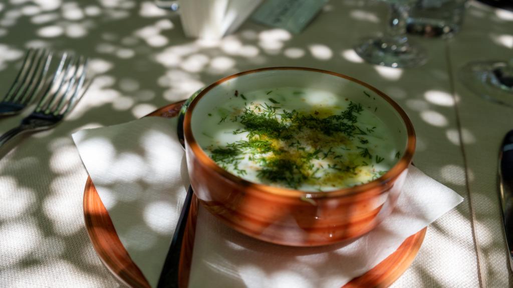 Vegetarische Gerichte in Bulgarien