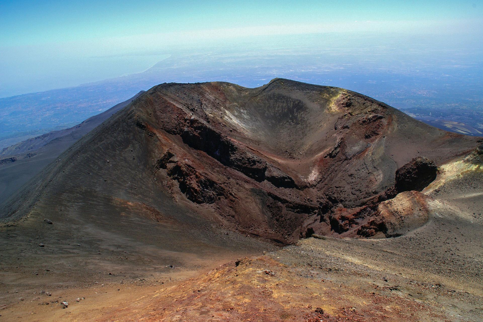 Vulkan Ätna –eine der bekanntesten Sizilien Sehenswürdigkeiten