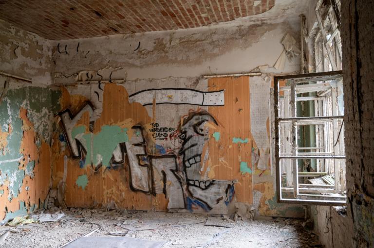 Beelitz Heilstätten: So besucht ihr die spukende Geisterruine