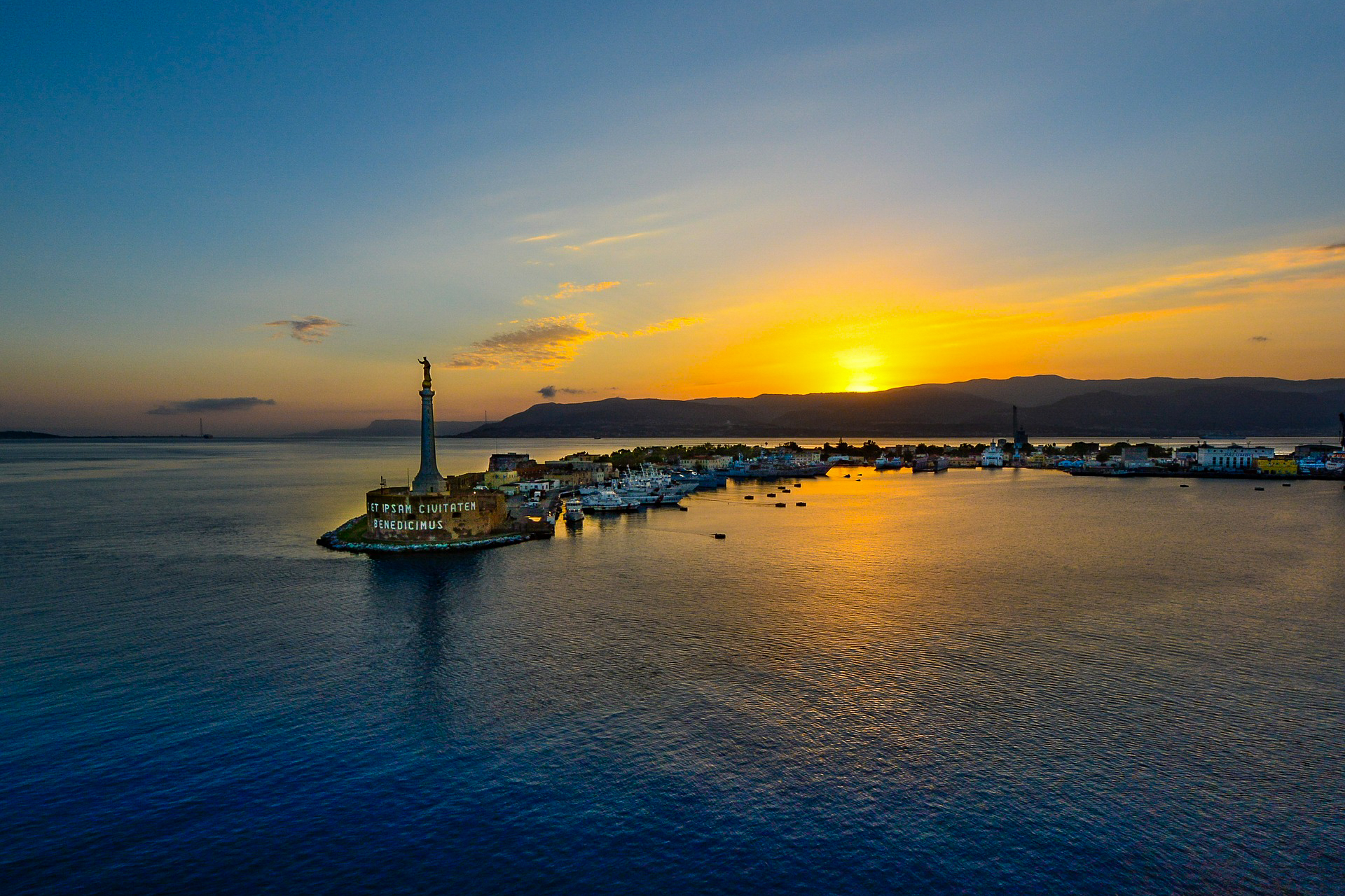 Messina auf Sizilien