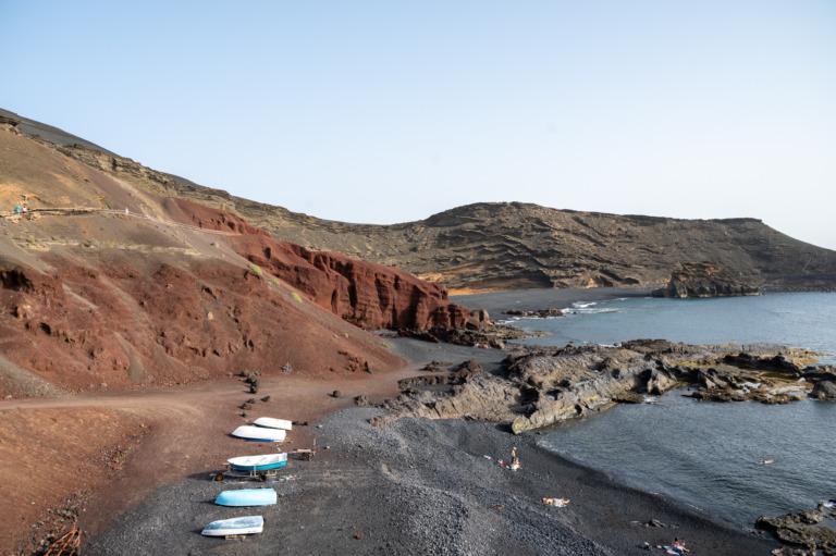 7 Tipps für das Fischerdorf El Golfo auf Lanzarote