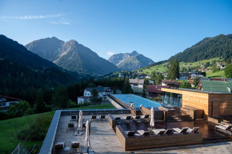 Travel Charme Ifen Hotel: So geht Kleinwalsertal-Urlaub heute