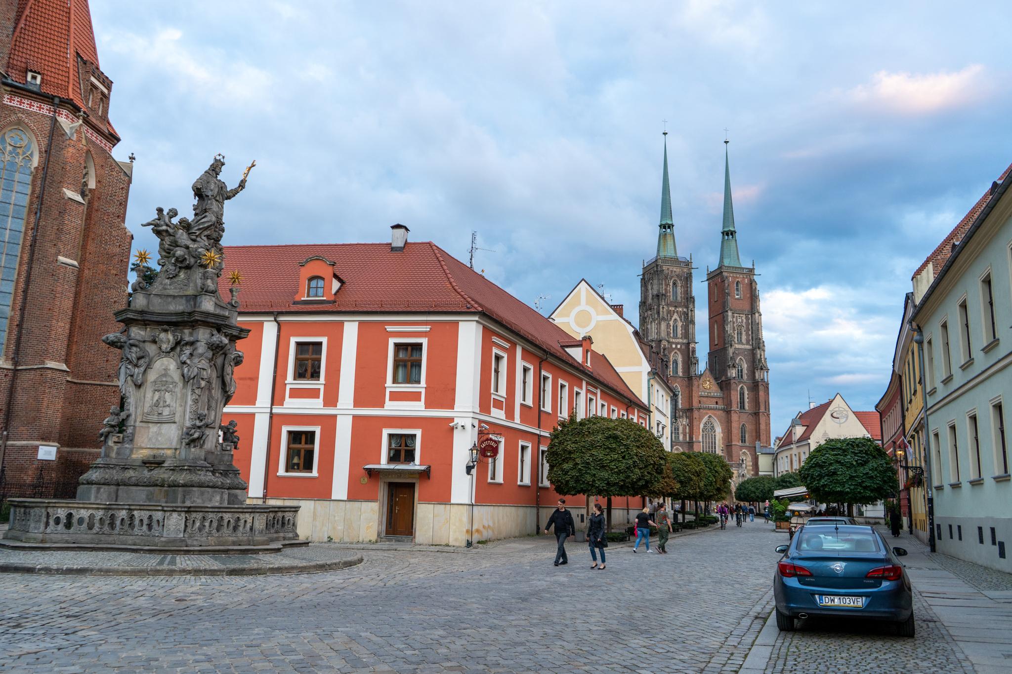 Breslau Sehenswürdigkeiten: Breslau Dom