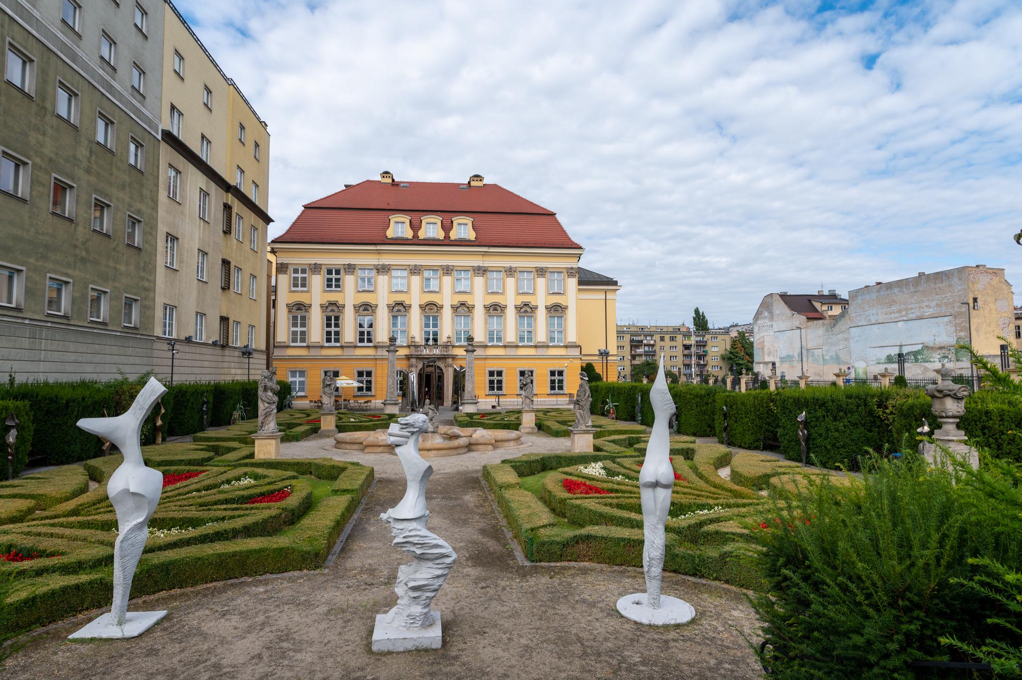 Breslauer Stadtschloss