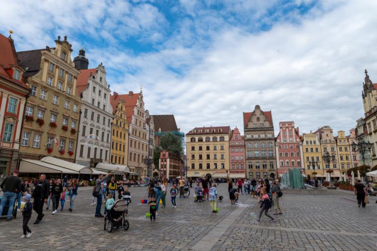Die 27 schönsten Sehenswürdigkeiten in Breslau