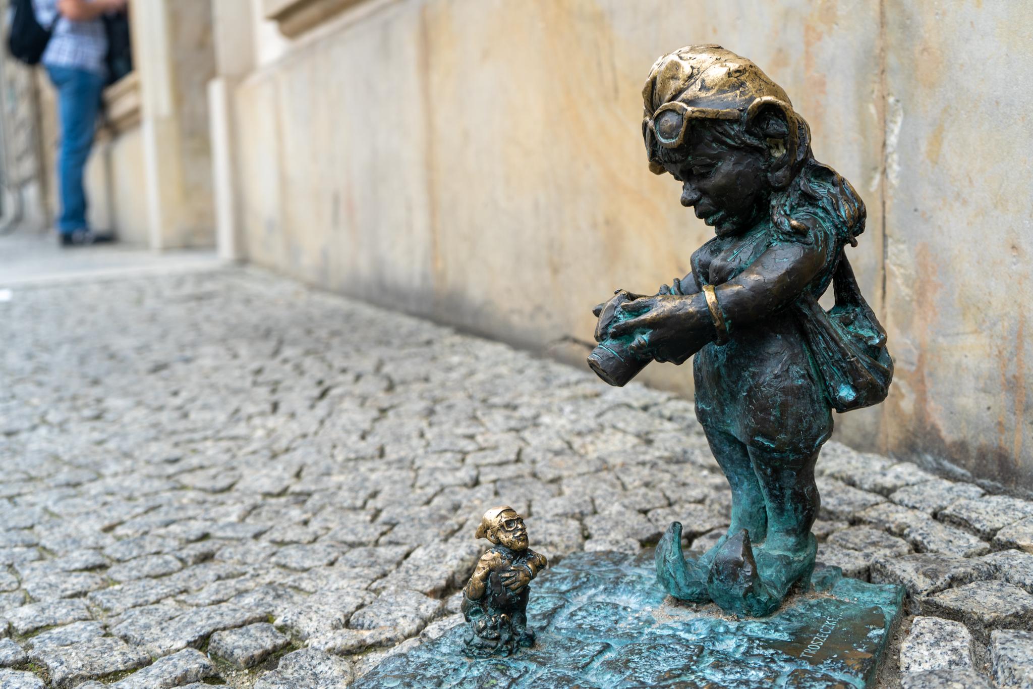 Breslau Sehenswürdigkeiten: Zwerge